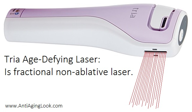 TRIA age defying facial laser system review